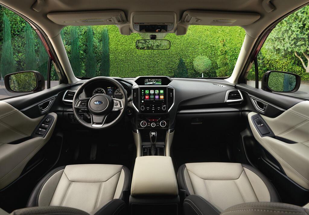 Subaru Forester 2019 chốt giá từ hơn 24.000 USD - Hình 3