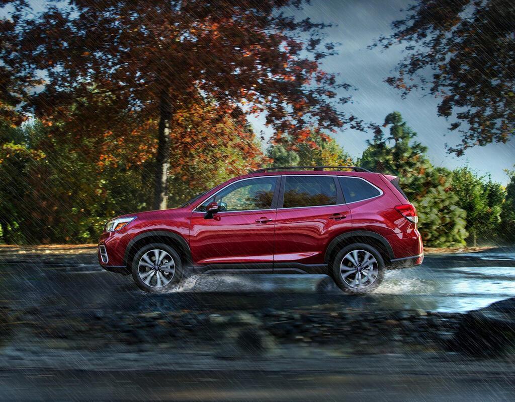 Subaru Forester 2019 chốt giá từ hơn 24.000 USD - Hình 5