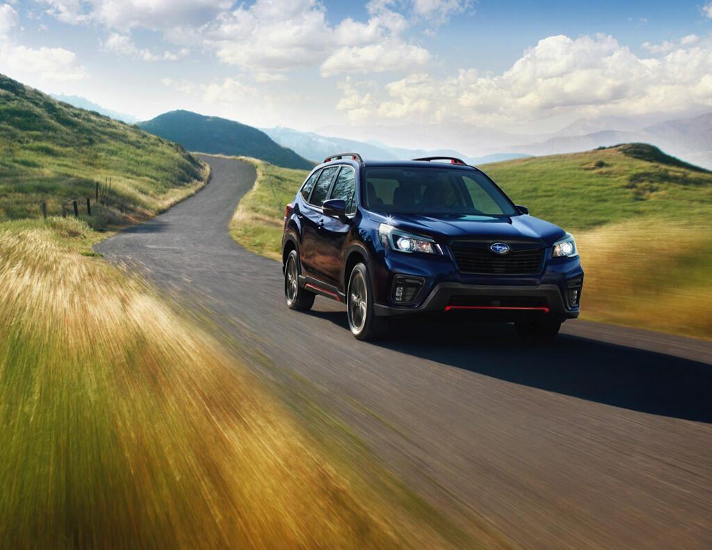 Subaru Forester 2019 chốt giá từ hơn 24.000 USD - Hình 7