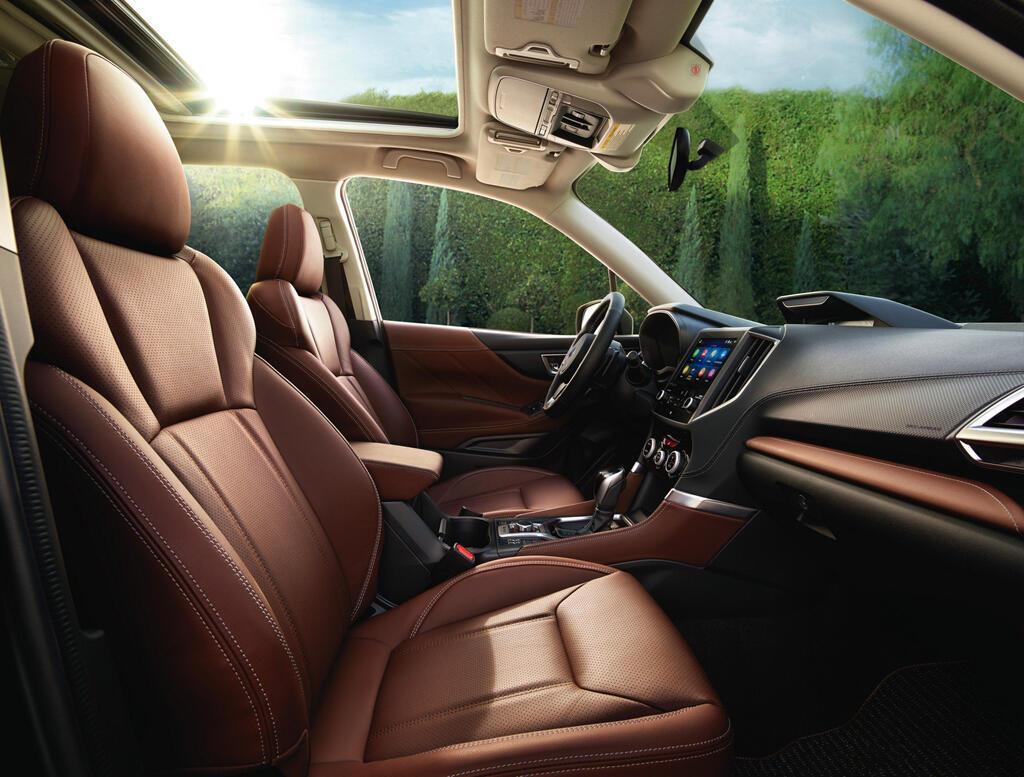 Subaru Forester 2019 chốt giá từ hơn 24.000 USD - Hình 8
