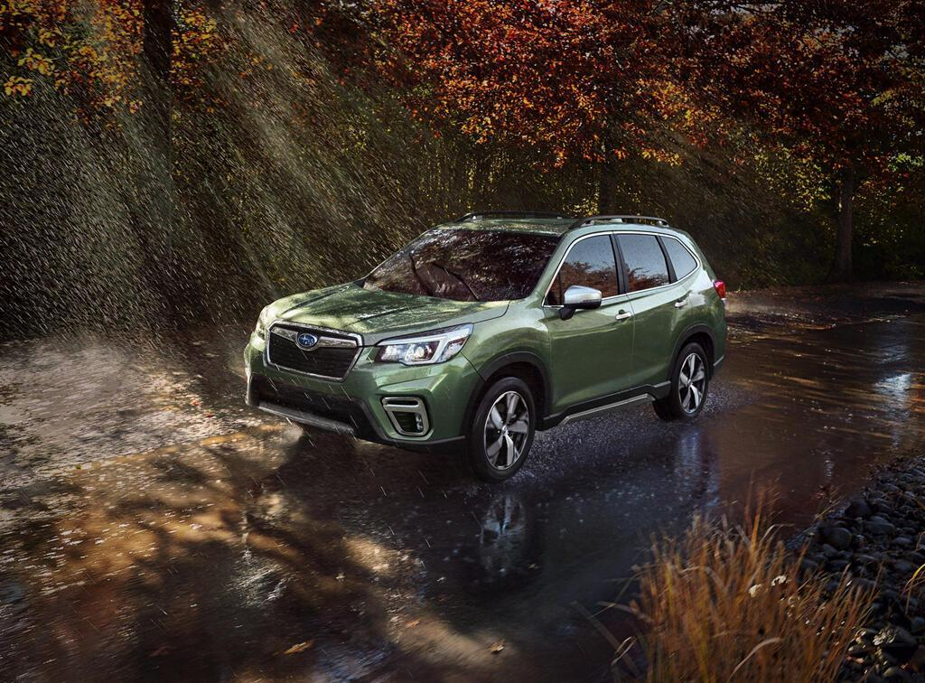 Subaru Forester 2019 chốt giá từ hơn 24.000 USD - Hình 9