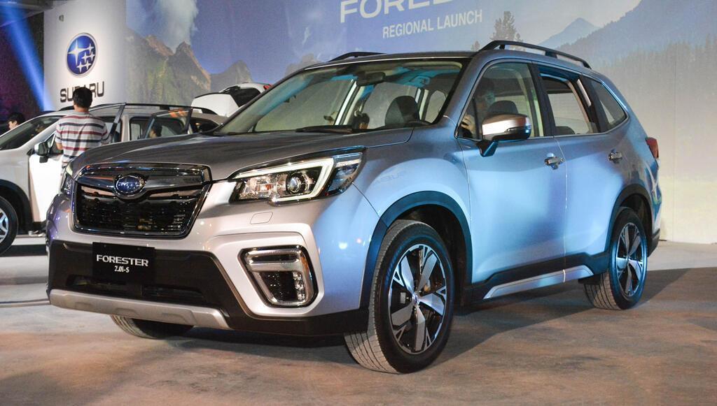 Subaru Forester 2019 ra mắt tại châu Á, chưa công bố giá bán - Hình 1