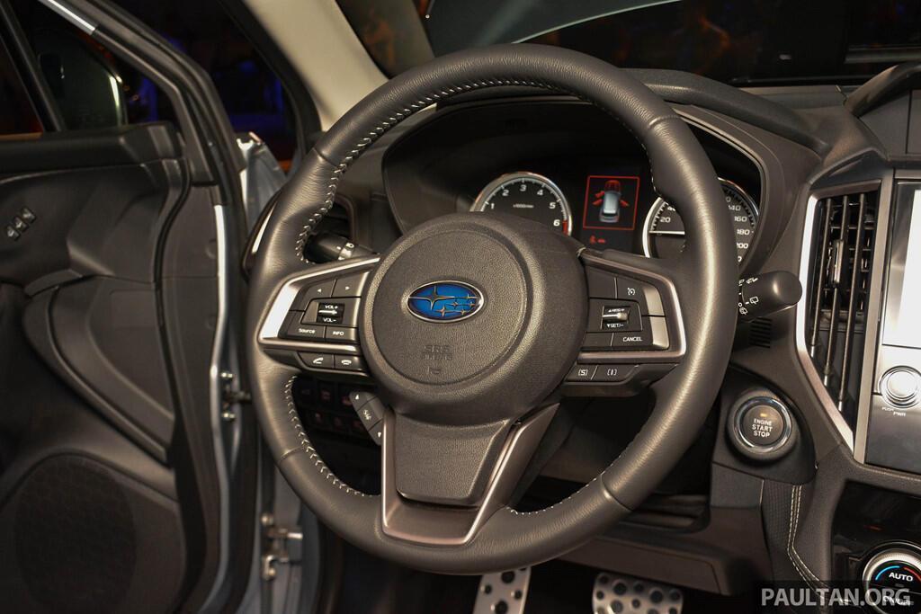 Subaru Forester 2019 ra mắt tại châu Á, chưa công bố giá bán - Hình 10