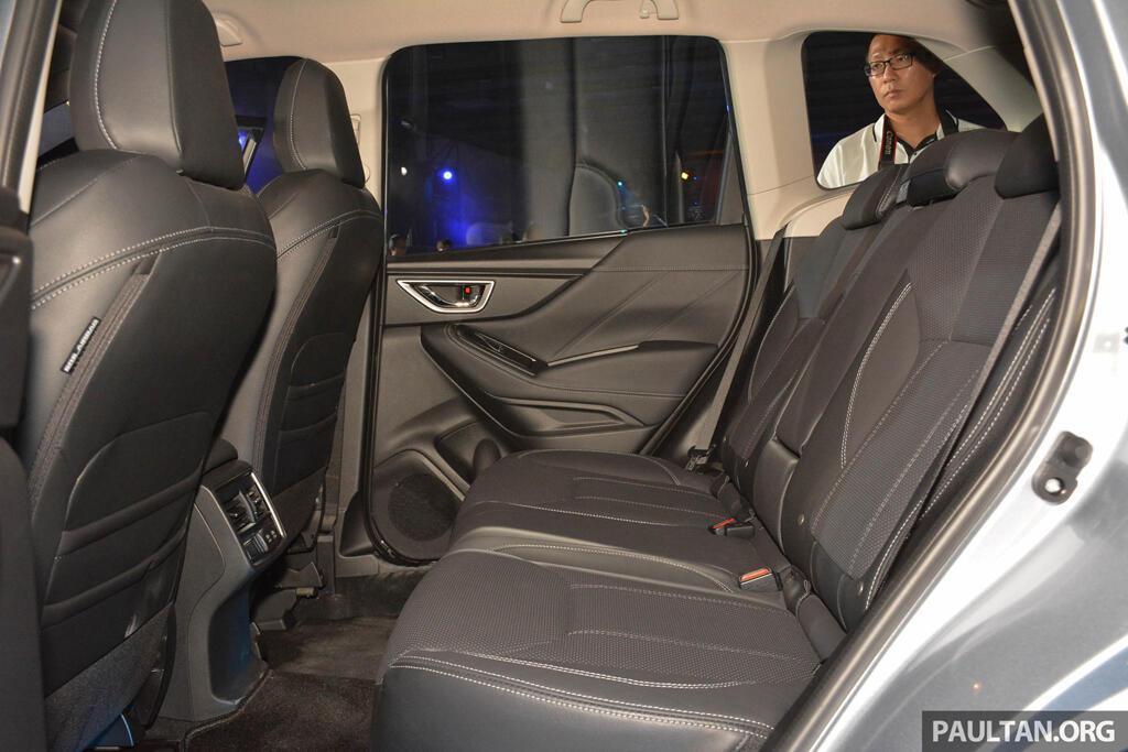 Subaru Forester 2019 ra mắt tại châu Á, chưa công bố giá bán - Hình 12
