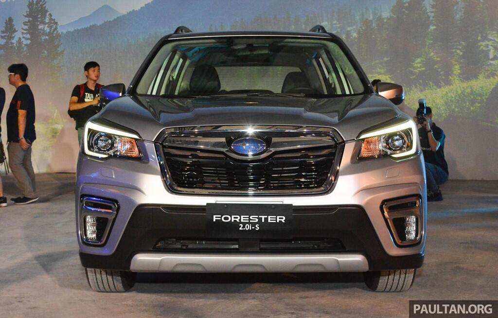 Subaru Forester 2019 ra mắt tại châu Á, chưa công bố giá bán - Hình 2
