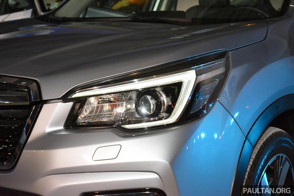 Subaru Forester 2019 ra mắt tại châu Á, chưa công bố giá bán - Hình 3