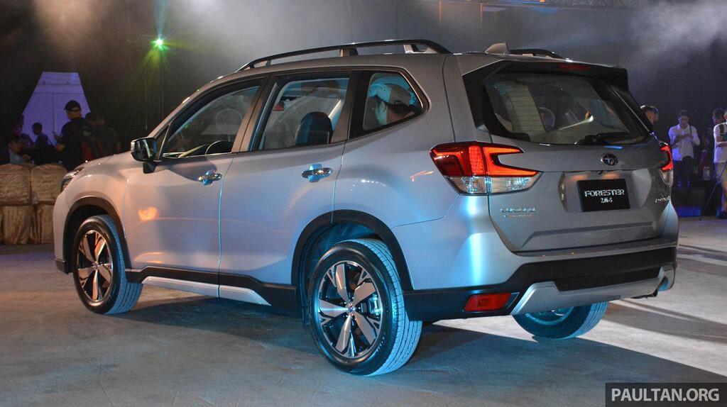 Subaru Forester 2019 ra mắt tại châu Á, chưa công bố giá bán - Hình 5