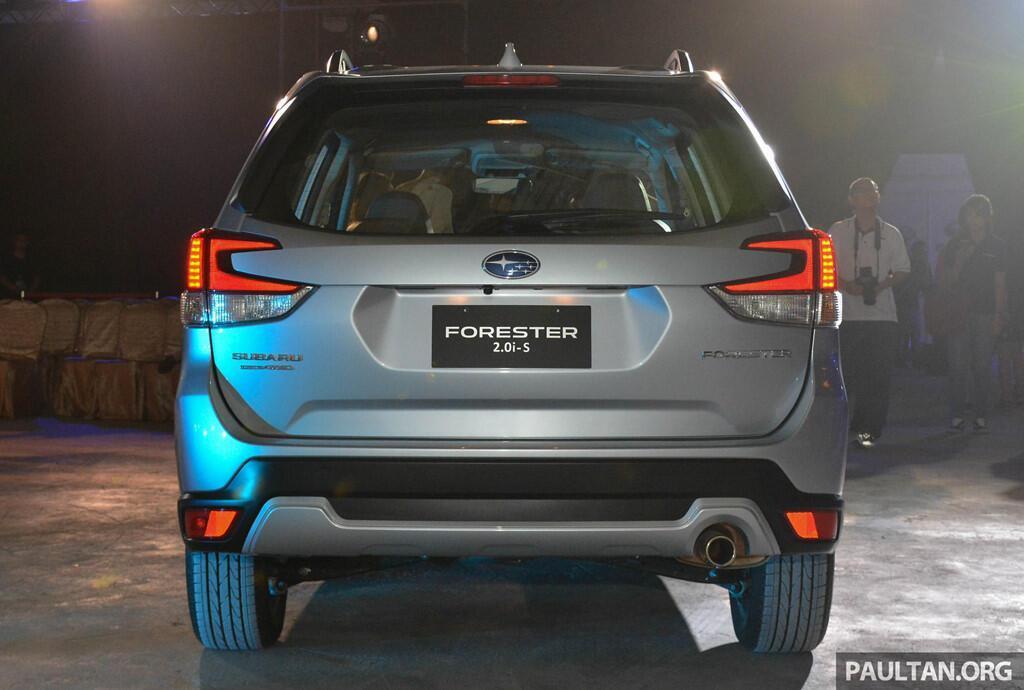 Subaru Forester 2019 ra mắt tại châu Á, chưa công bố giá bán - Hình 6