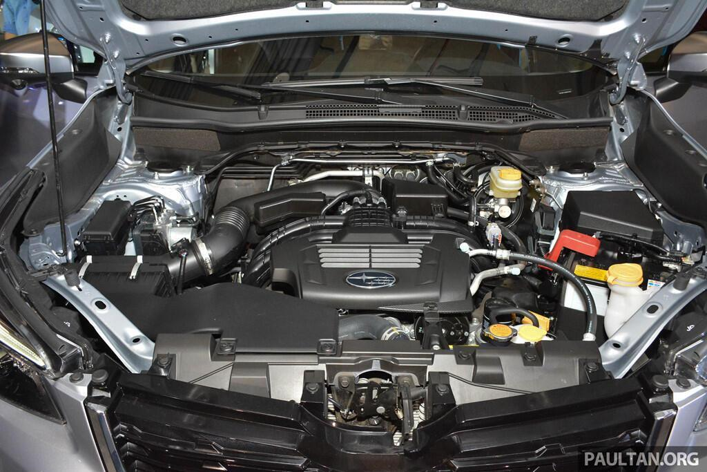 Subaru Forester 2019 ra mắt tại châu Á, chưa công bố giá bán - Hình 7
