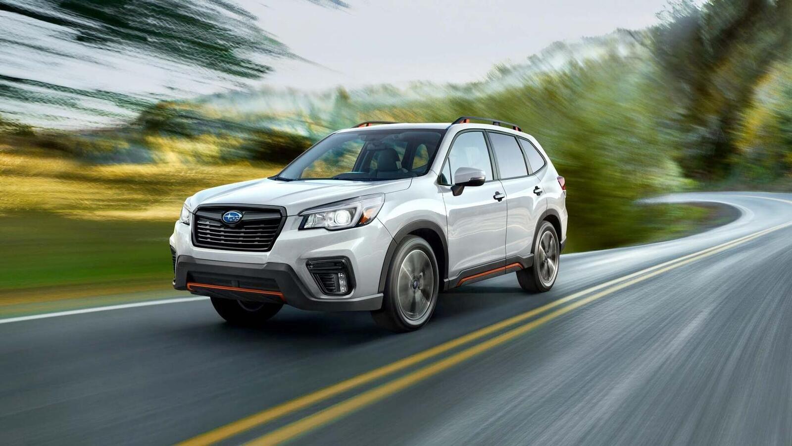 Subaru Forester 2019: Thay đổi nội ngoại thất, động cơ mạnh hơn, thêm nhiều phiên bản - Hình 1