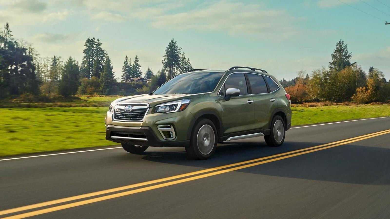 Subaru Forester 2019: Thay đổi nội ngoại thất, động cơ mạnh hơn, thêm nhiều phiên bản - Hình 2