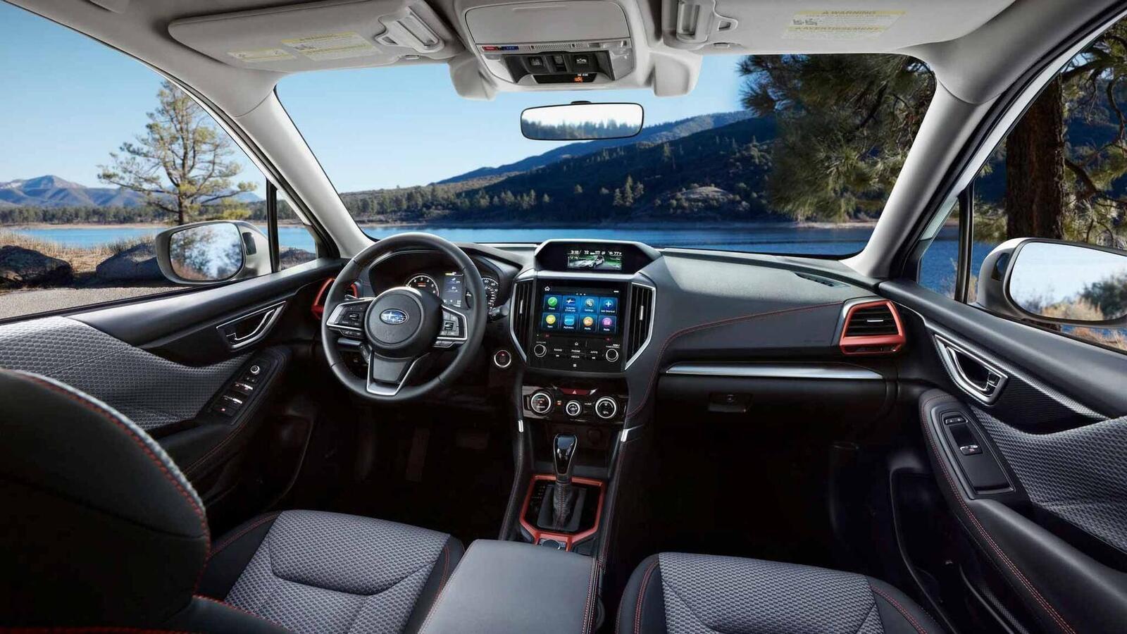 Subaru Forester 2019: Thay đổi nội ngoại thất, động cơ mạnh hơn, thêm nhiều phiên bản - Hình 3
