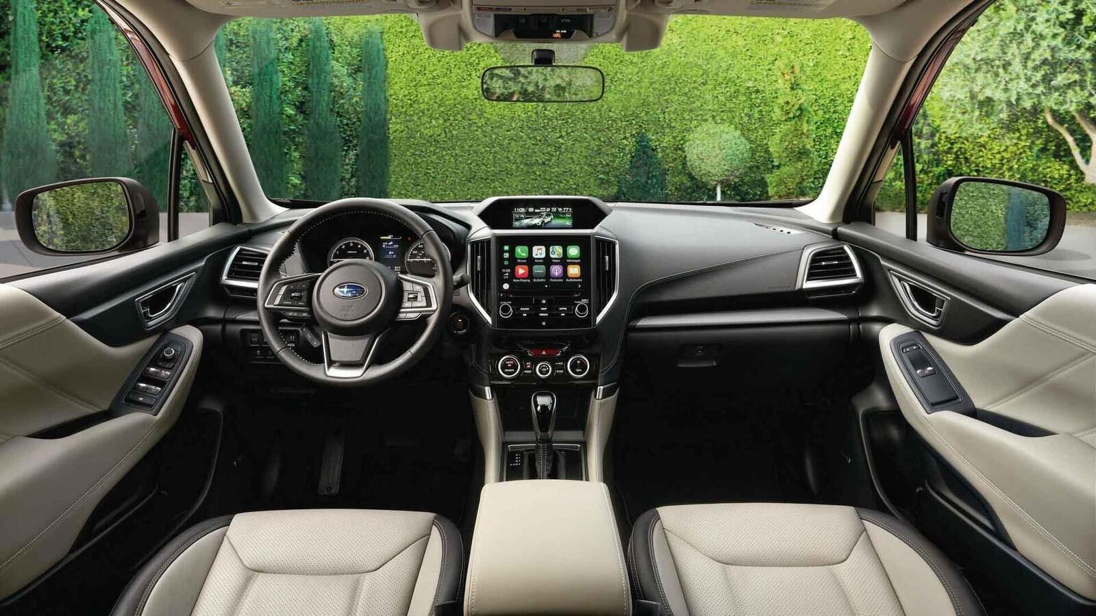 Subaru Forester 2019: Thay đổi nội ngoại thất, động cơ mạnh hơn, thêm nhiều phiên bản - Hình 4