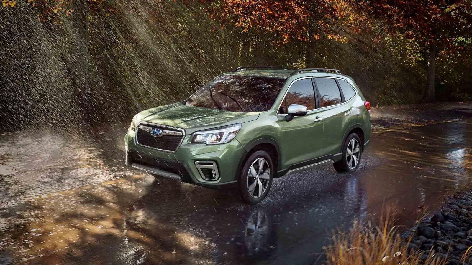 Subaru Forester 2019: Thay đổi nội ngoại thất, động cơ mạnh hơn, thêm nhiều phiên bản - Hình 5