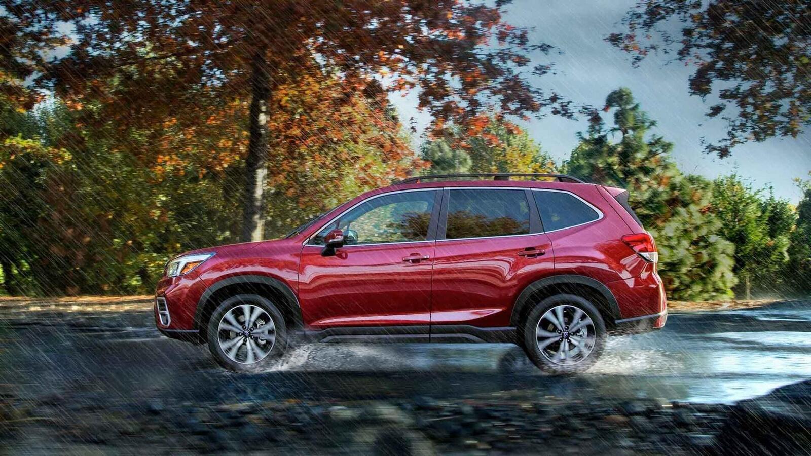 Subaru Forester 2019: Thay đổi nội ngoại thất, động cơ mạnh hơn, thêm nhiều phiên bản - Hình 6