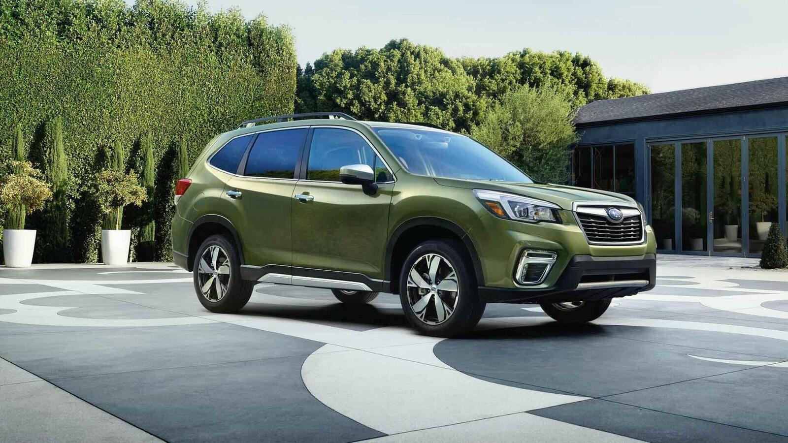 Subaru Forester 2019: Thay đổi nội ngoại thất, động cơ mạnh hơn, thêm nhiều phiên bản - Hình 7