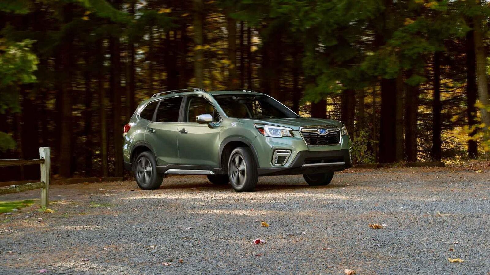 Subaru Forester 2019: Thay đổi nội ngoại thất, động cơ mạnh hơn, thêm nhiều phiên bản - Hình 8