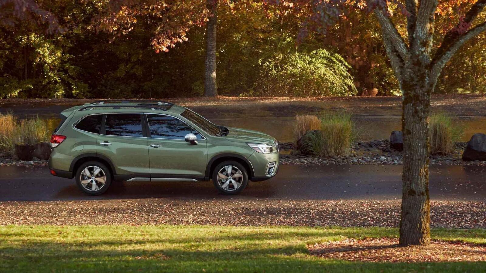 Subaru Forester 2019: Thay đổi nội ngoại thất, động cơ mạnh hơn, thêm nhiều phiên bản - Hình 9
