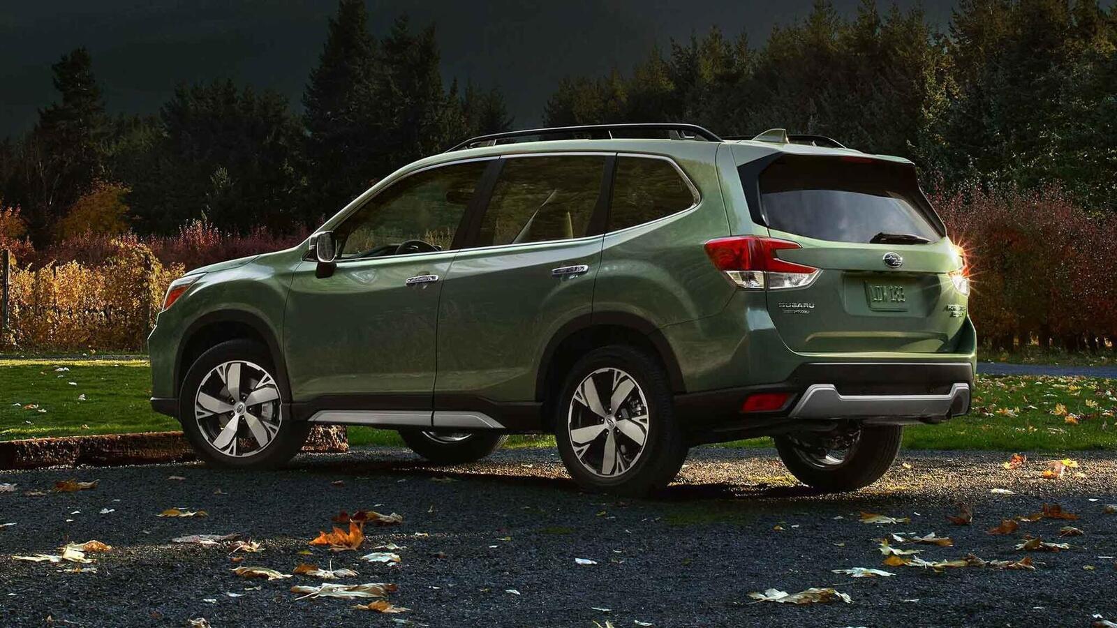 Subaru Forester 2019: Thay đổi nội ngoại thất, động cơ mạnh hơn, thêm nhiều phiên bản - Hình 10