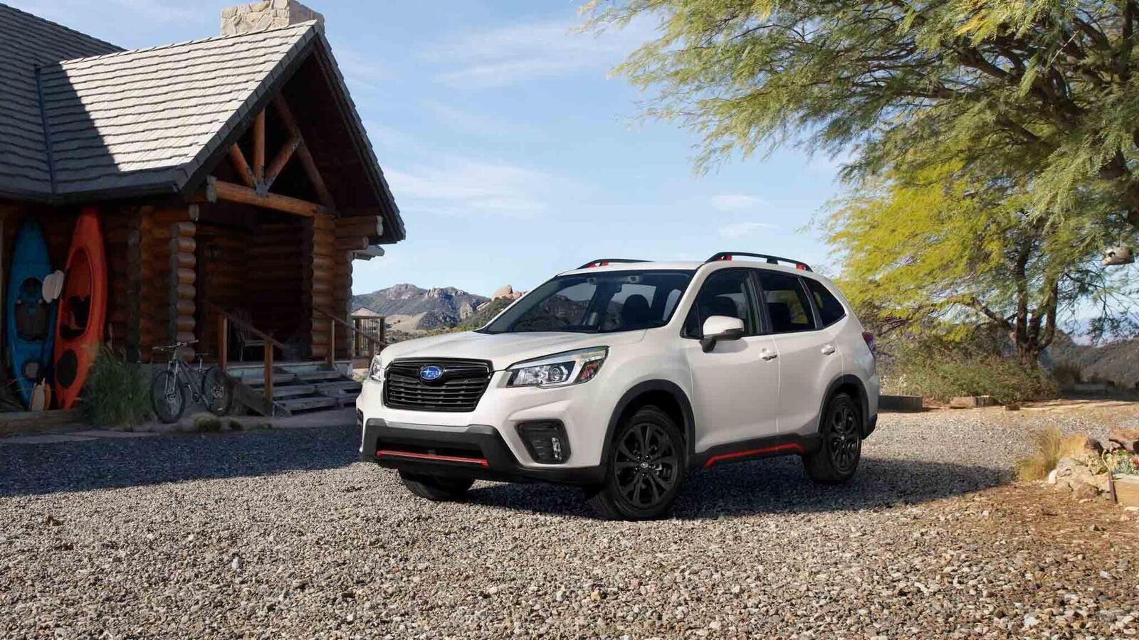 Subaru Forester 2019: Thay đổi nội ngoại thất, động cơ mạnh hơn, thêm nhiều phiên bản - Hình 11