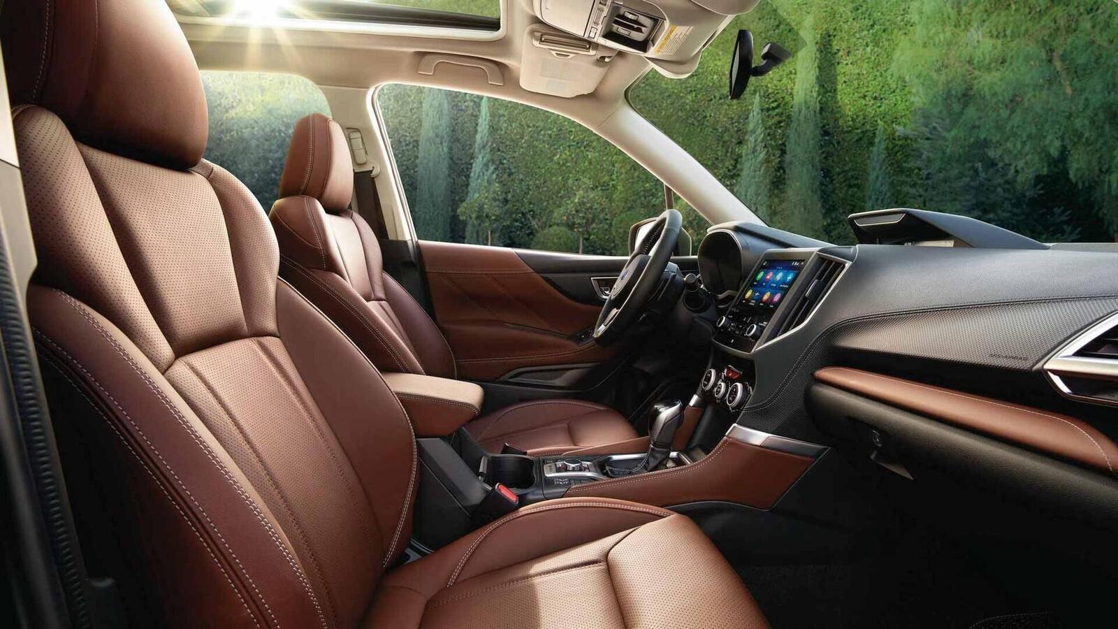 Subaru Forester 2019: Thay đổi nội ngoại thất, động cơ mạnh hơn, thêm nhiều phiên bản - Hình 14