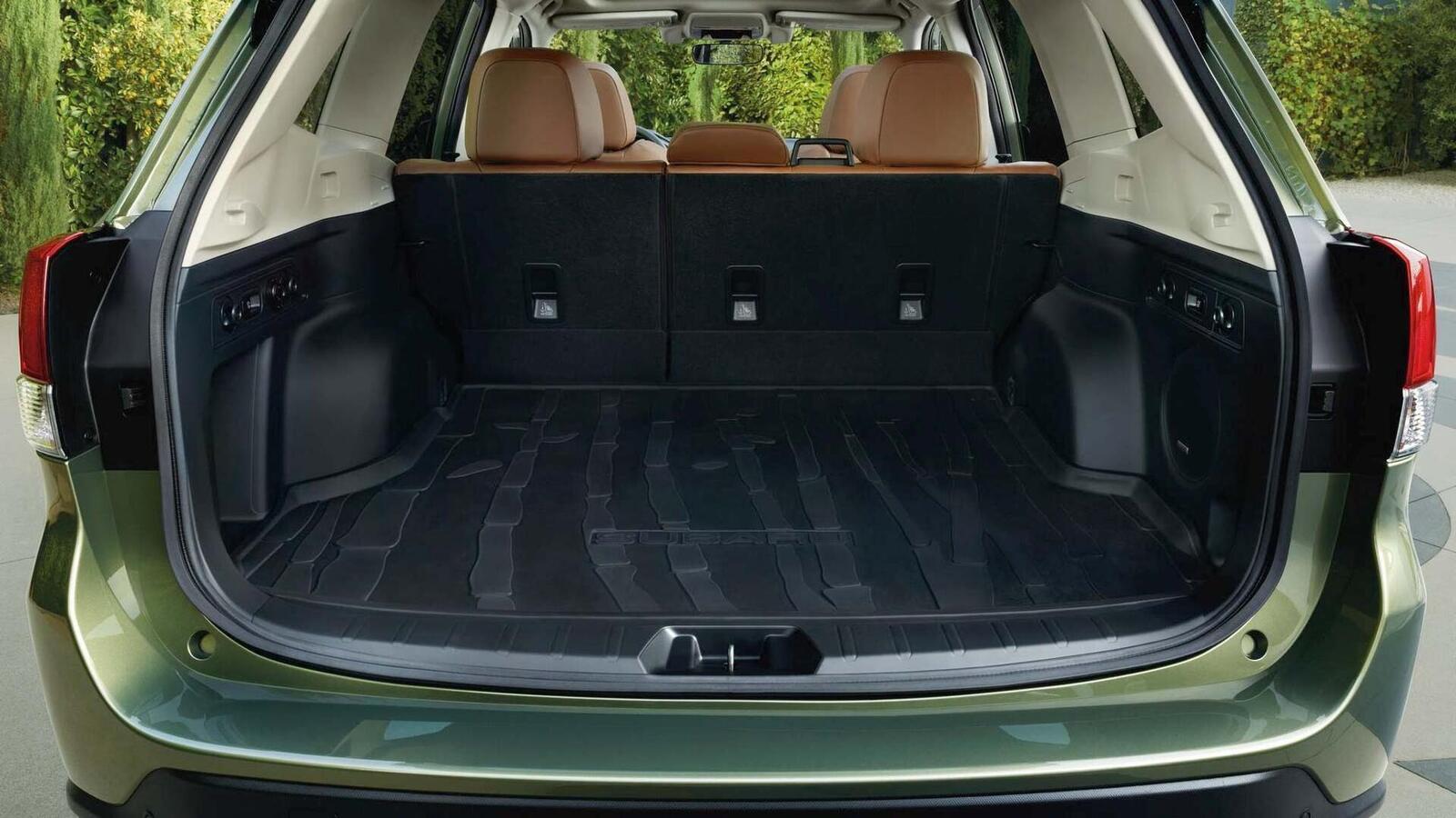 Subaru Forester 2019: Thay đổi nội ngoại thất, động cơ mạnh hơn, thêm nhiều phiên bản - Hình 15