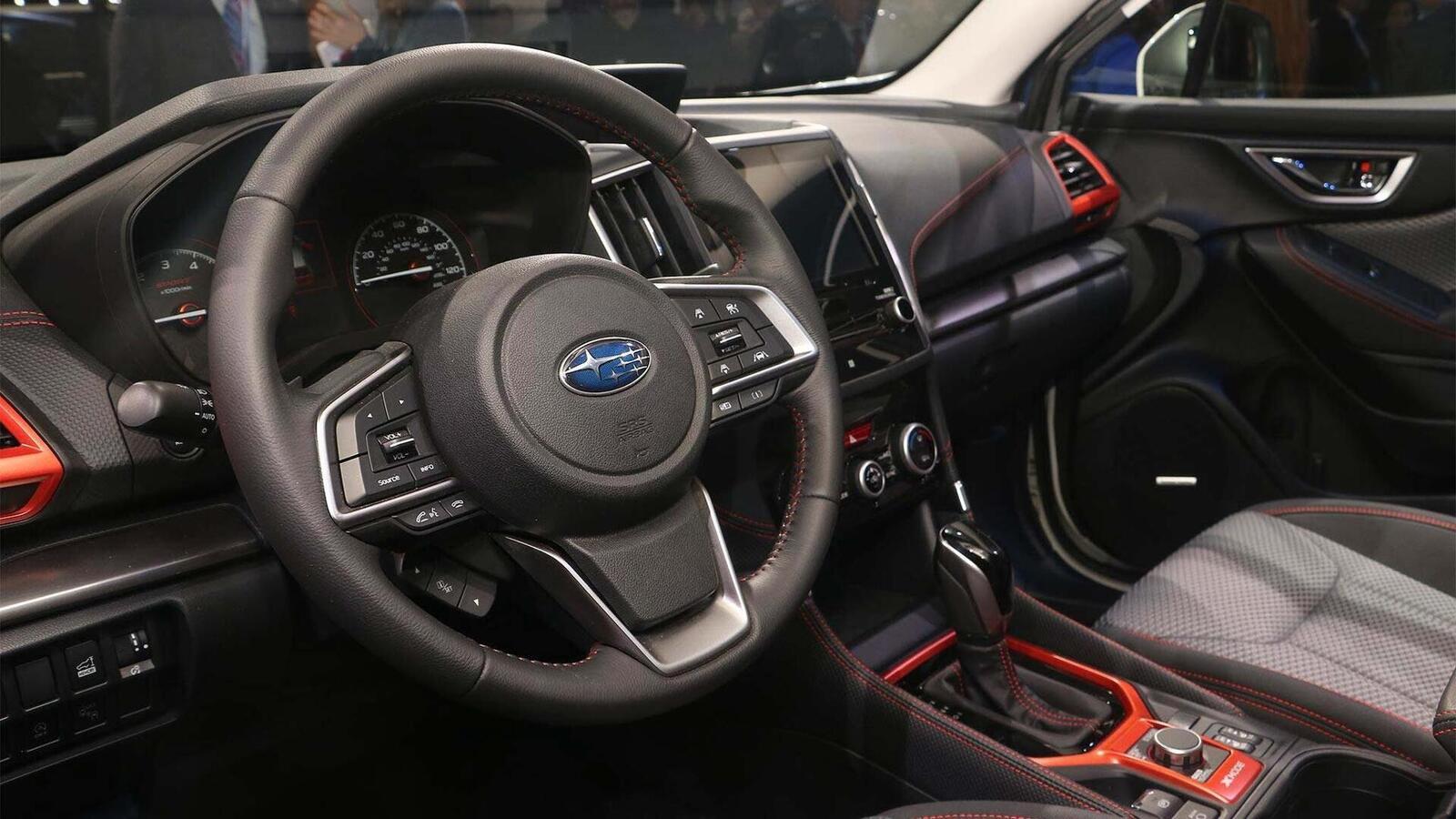 Subaru Forester 2019: Thay đổi nội ngoại thất, động cơ mạnh hơn, thêm nhiều phiên bản - Hình 17