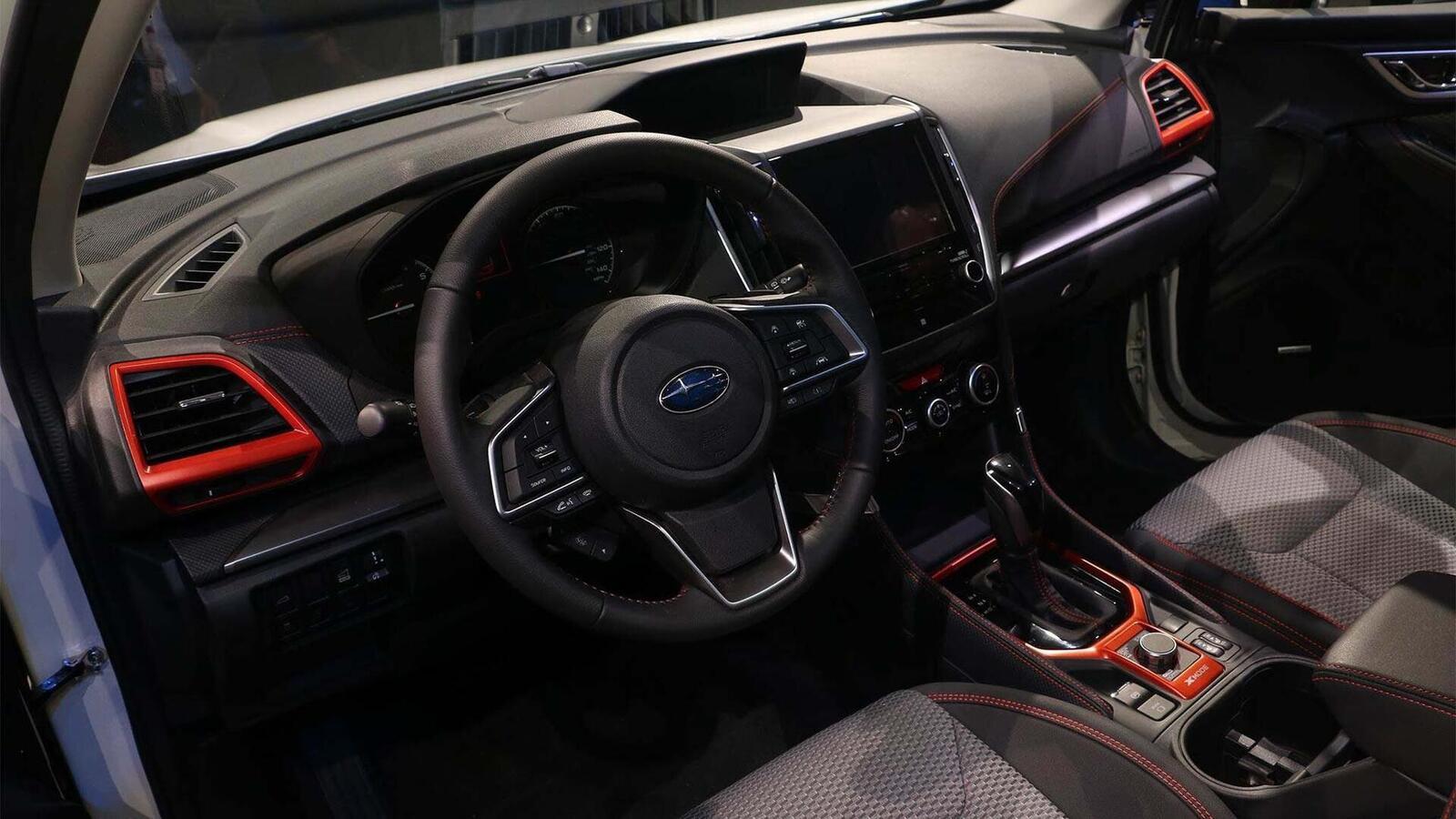 Subaru Forester 2019: Thay đổi nội ngoại thất, động cơ mạnh hơn, thêm nhiều phiên bản - Hình 18