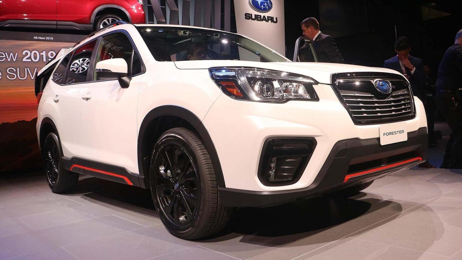 Subaru Forester 2019: Thay đổi nội ngoại thất, động cơ mạnh hơn, thêm nhiều phiên bản - Hình 21