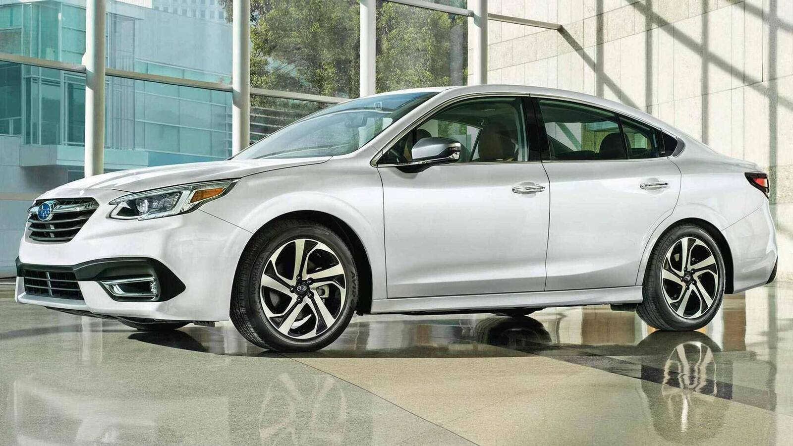 Subaru Legacy thế hệ mới ra mắt; đổi mới thiết kế; có thêm động cơ 2.5L tăng áp - Hình 1