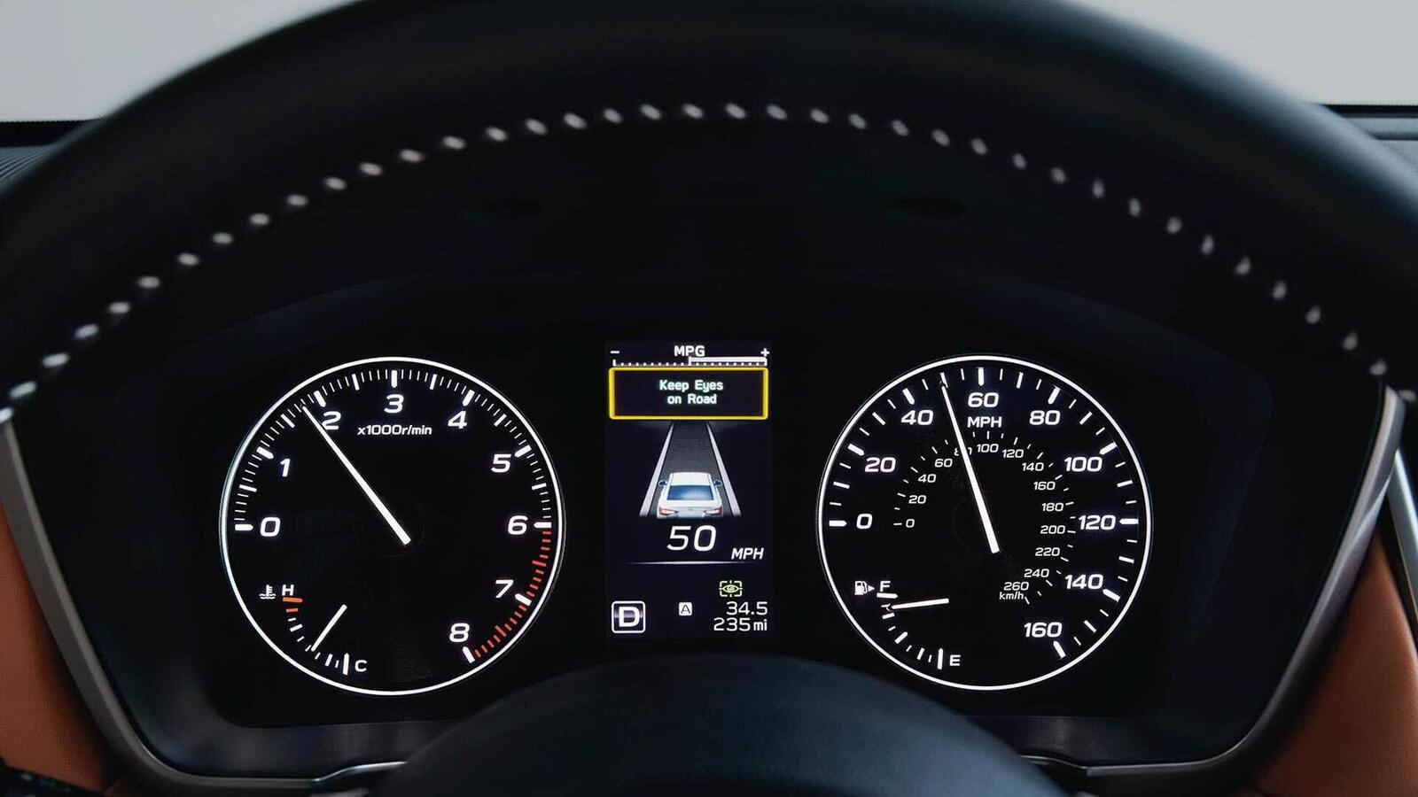 Subaru Legacy thế hệ mới ra mắt; đổi mới thiết kế; có thêm động cơ 2.5L tăng áp - Hình 11