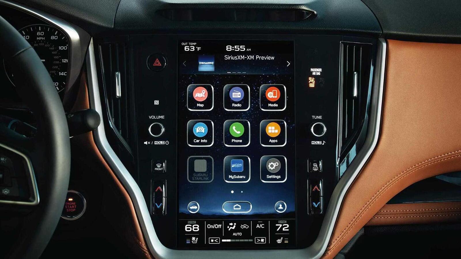 Subaru Legacy thế hệ mới ra mắt; đổi mới thiết kế; có thêm động cơ 2.5L tăng áp - Hình 12