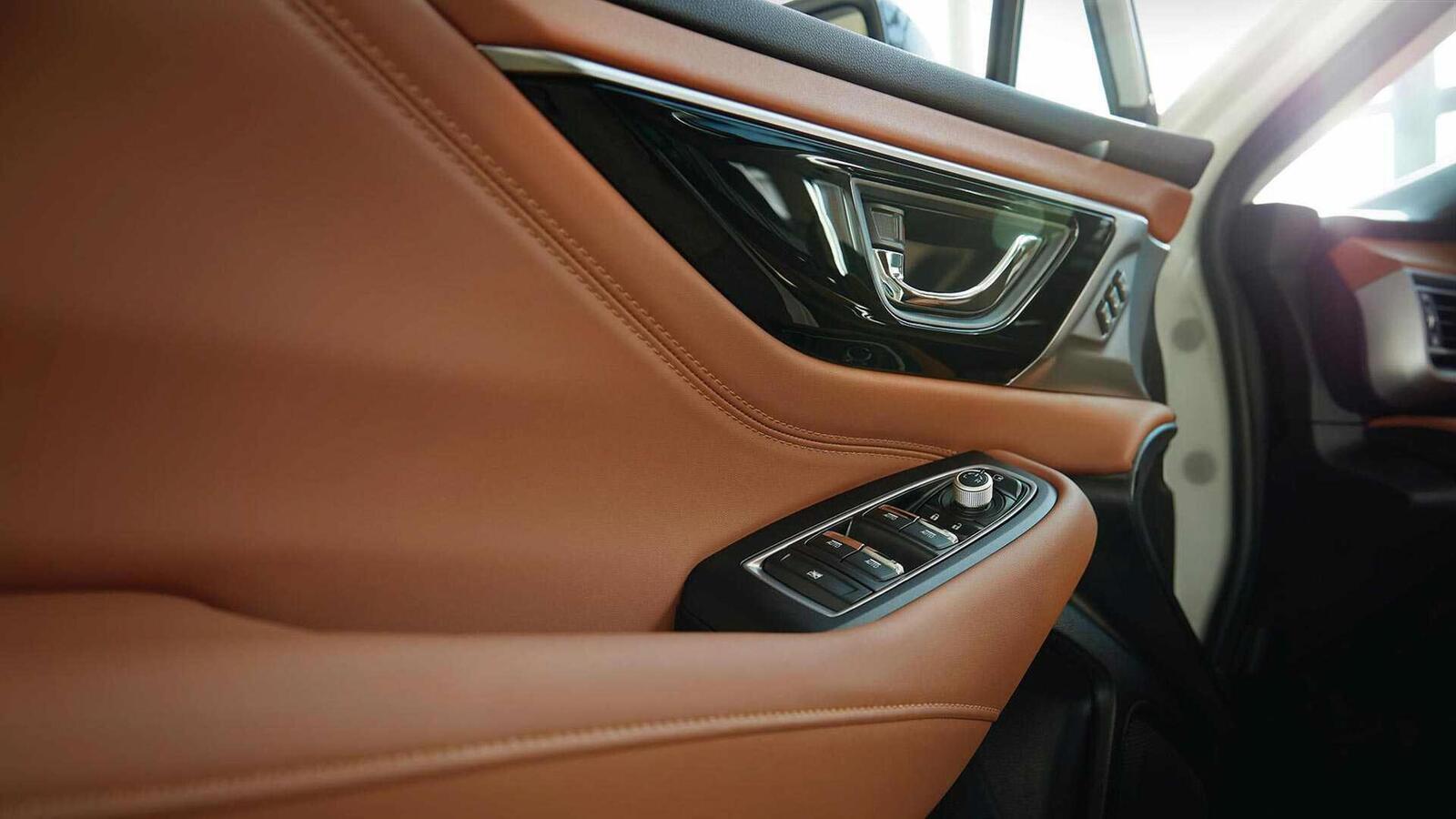 Subaru Legacy thế hệ mới ra mắt; đổi mới thiết kế; có thêm động cơ 2.5L tăng áp - Hình 13