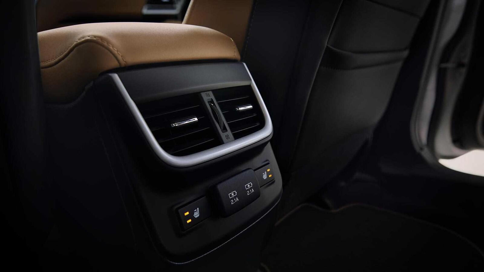 Subaru Legacy thế hệ mới ra mắt; đổi mới thiết kế; có thêm động cơ 2.5L tăng áp - Hình 15