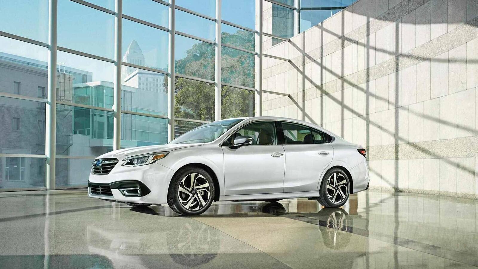 Subaru Legacy thế hệ mới ra mắt; đổi mới thiết kế; có thêm động cơ 2.5L tăng áp - Hình 2