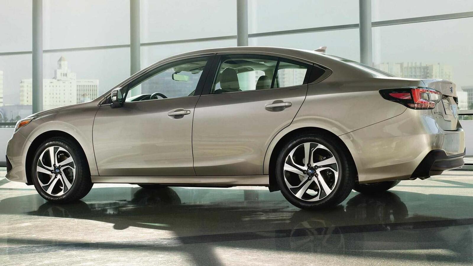 Subaru Legacy thế hệ mới ra mắt; đổi mới thiết kế; có thêm động cơ 2.5L tăng áp - Hình 3