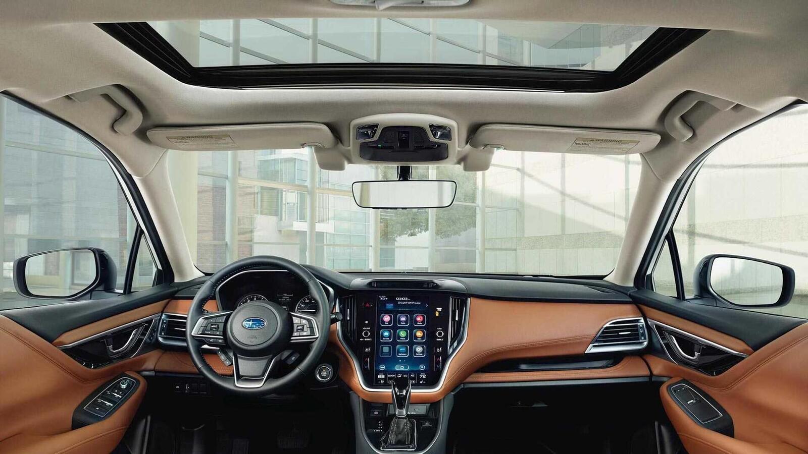 Subaru Legacy thế hệ mới ra mắt; đổi mới thiết kế; có thêm động cơ 2.5L tăng áp - Hình 5
