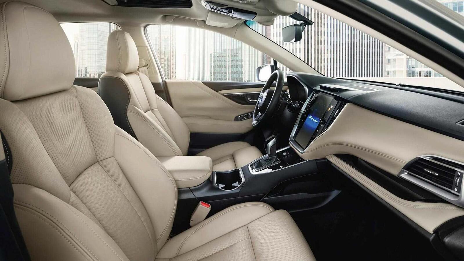 Subaru Legacy thế hệ mới ra mắt; đổi mới thiết kế; có thêm động cơ 2.5L tăng áp - Hình 7