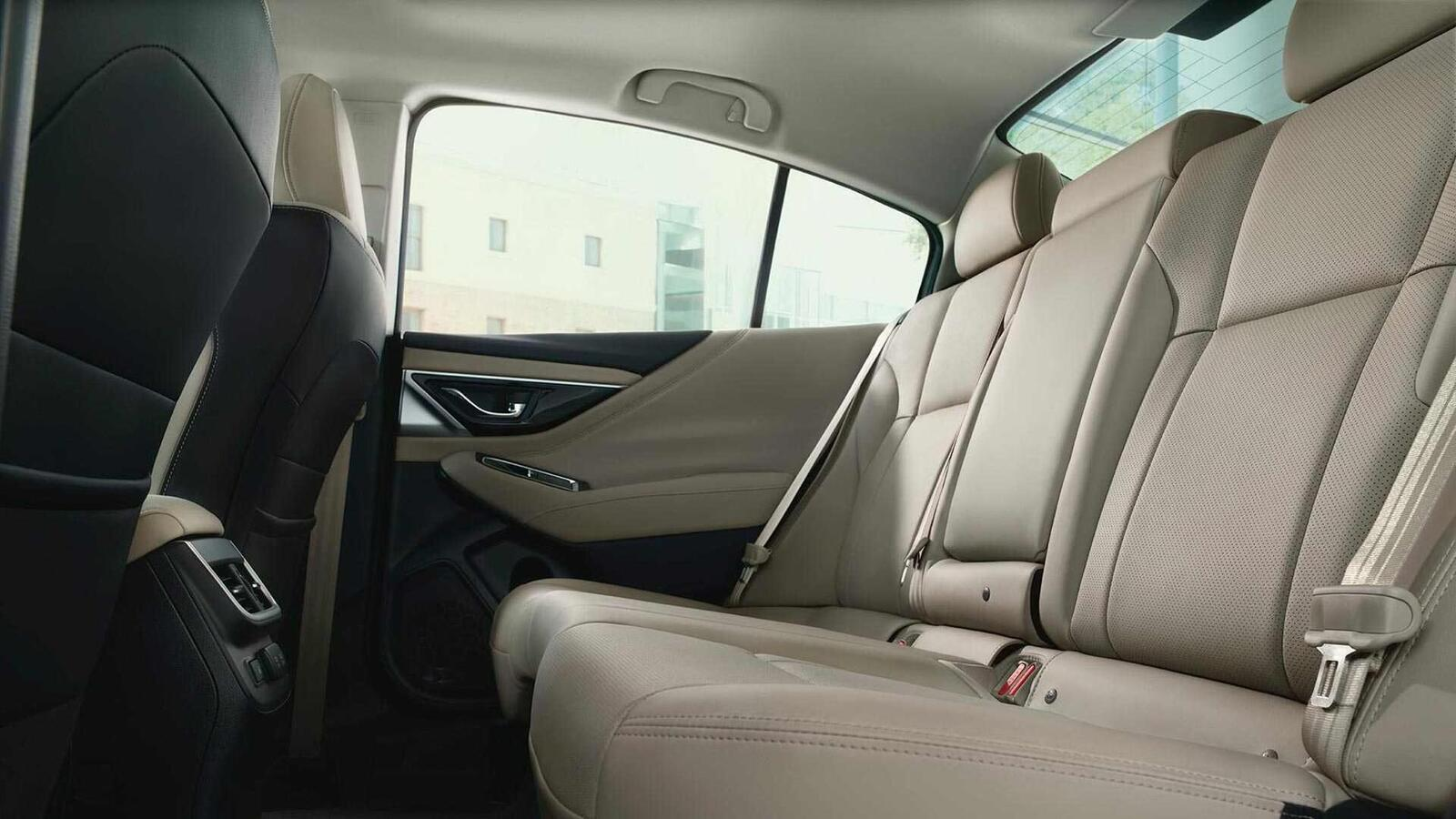 Subaru Legacy thế hệ mới ra mắt; đổi mới thiết kế; có thêm động cơ 2.5L tăng áp - Hình 8