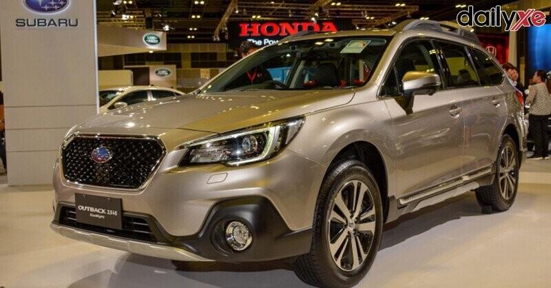 Tổng Quan Subaru Outback 2019