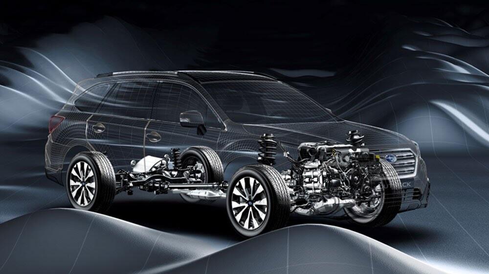 Subaru Outback thế hệ mới – Mỗi chuyến đi là một điều kỳ diệu - Hình 1