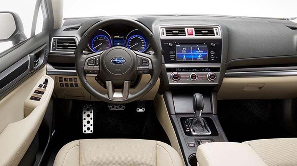 Subaru Outback thế hệ mới – Mỗi chuyến đi là một điều kỳ diệu - Hình 5