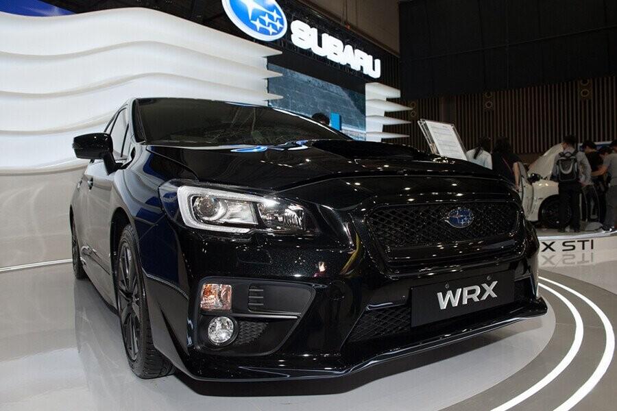 Tổng Quan Subaru WRX 2.0 CVT 2019