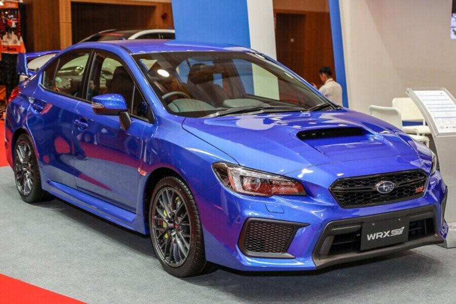 Tổng Quan Subaru WRX STI 2019