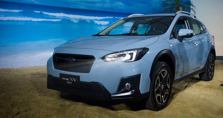 Subaru XV 2018 chính thức ra mắt tại Đài Loan - Hình 3