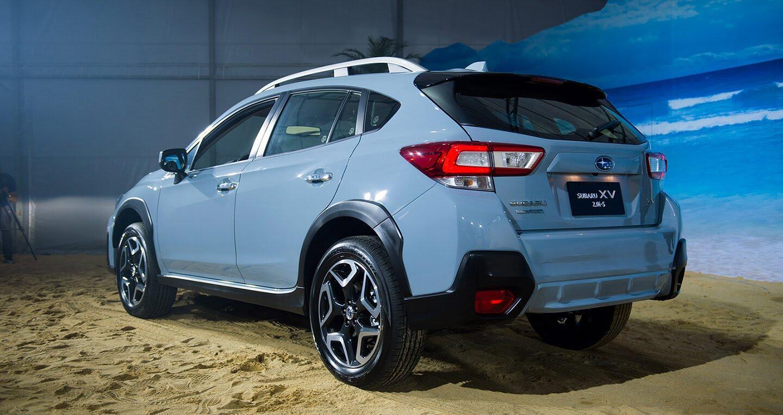 Subaru XV 2018 chính thức ra mắt tại Đài Loan - Hình 4