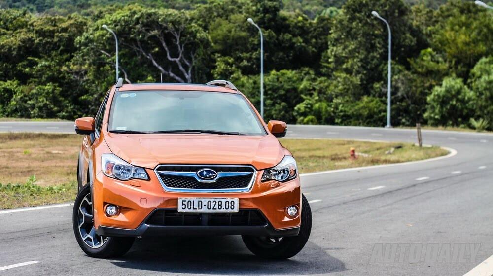 """Subaru XV: Chiếc CUV """"cảm giác mạnh"""" - Hình 1"""