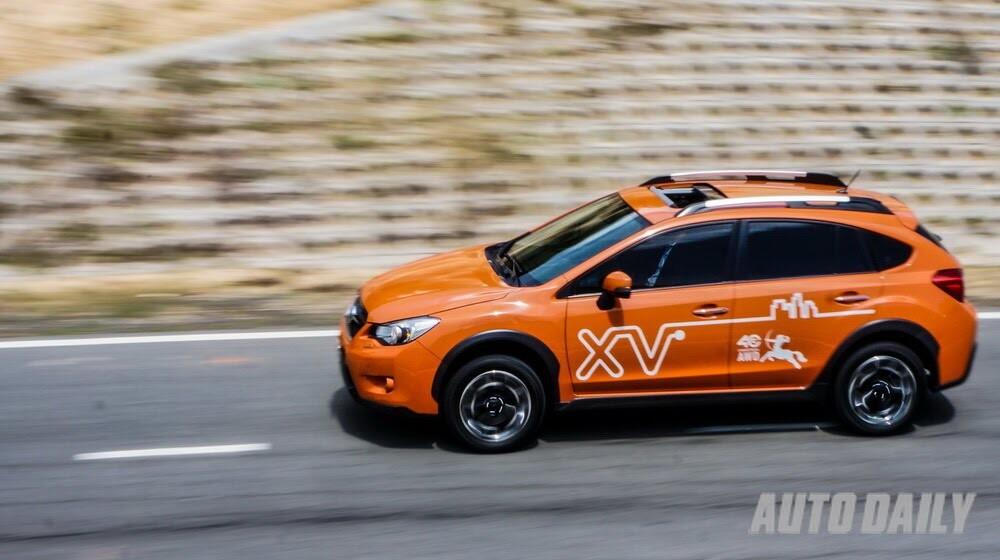"""Subaru XV: Chiếc CUV """"cảm giác mạnh"""" - Hình 2"""