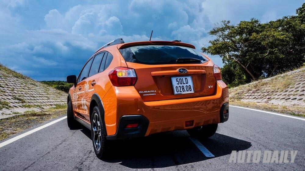"""Subaru XV: Chiếc CUV """"cảm giác mạnh"""" - Hình 3"""