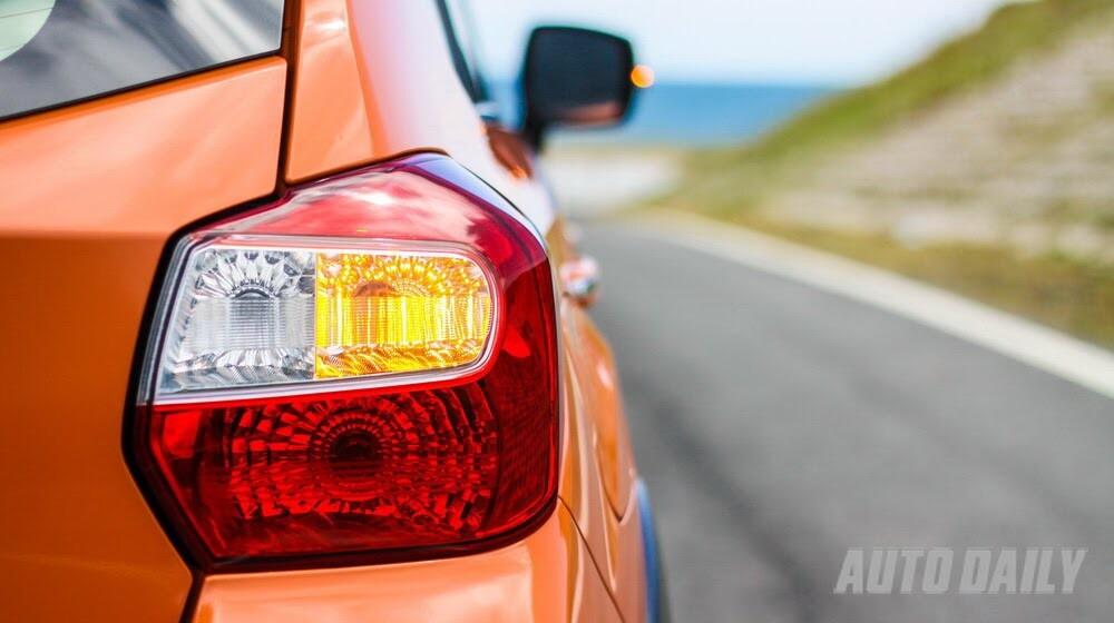 """Subaru XV: Chiếc CUV """"cảm giác mạnh"""" - Hình 4"""